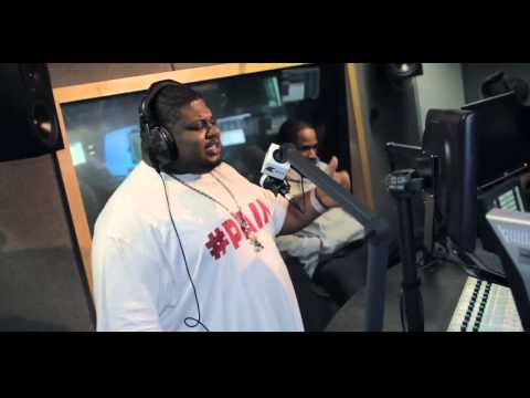 Big Narstie VERSUS Swifta Beater 'Food Move' (for Logan Sama show 2012/10/15)