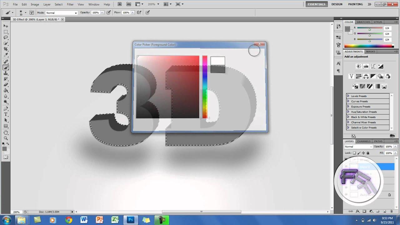 Как сделать анимацию в фотошопе cs5 112