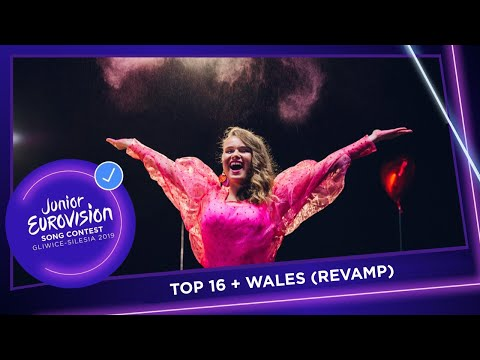 JUNIOR EUROVISION 2019| MY TOP 16 (+