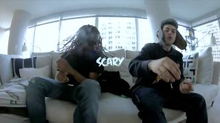 Lil Flash - Scary (Official Music Video) shot by @Papadoobio