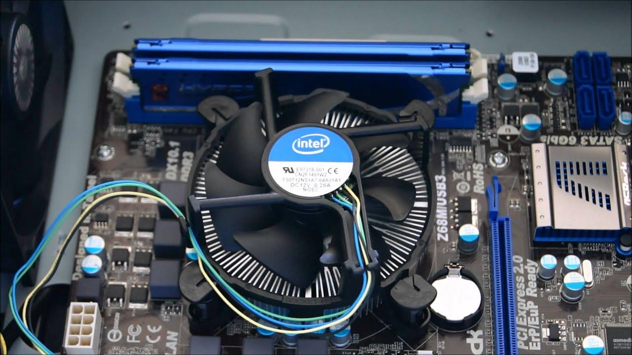 Как разогнать процессор пошаговый разгон процессора