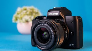 Canon M50 Mark II Review  | Watch Before You Buy