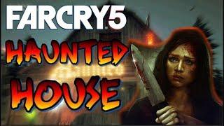FAR CRY 5 HAUNTED HOUSE