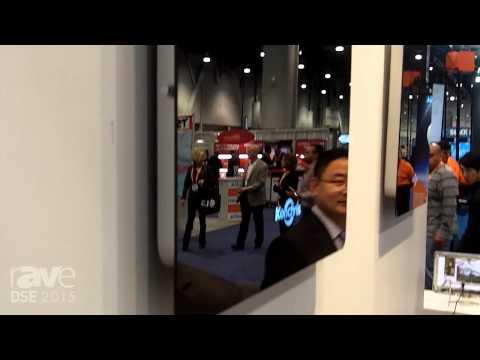 DSE 2015: Konkris America Details the Konka Mirrored Display