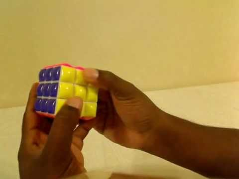 3x3x3 Cube With Convex Tiles Review