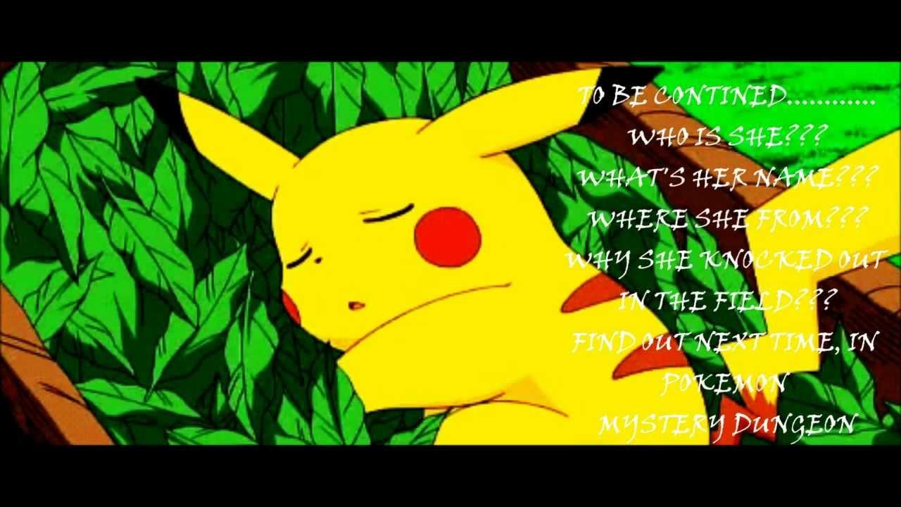 Pokemon Mystery Dungeon ep