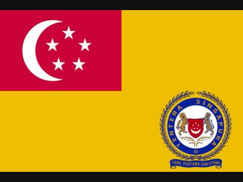 Singapore Infantry Regiment March