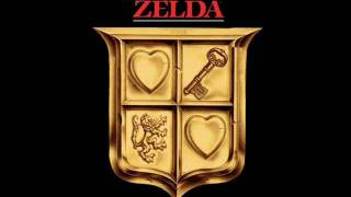 The Legend Of Zelda NES Soundtrack (All Songs)