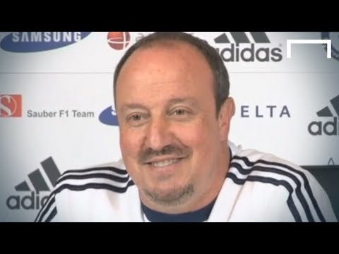 Chelsea vs Everton - Benitez press conference