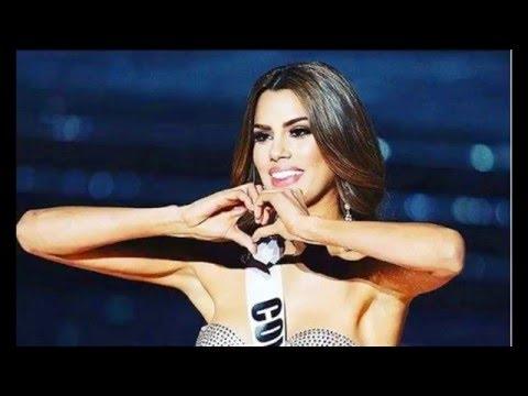 Entrevista con Ariadna Gutiérrez luego de Miss Universo