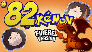Pokemon FireRed: Walk the Monkey - PART 82 - Game Grumps