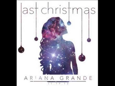 Ariana Grande - Last Christmas Remix video