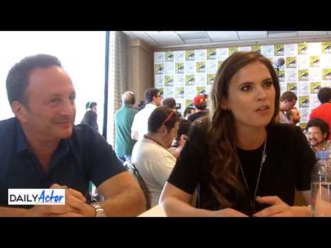 Interview: Hayley Atwell talks 'Agent Carter'