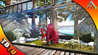 FULLY MUTATED MAMMOTH! ARK MAMMOTH COLOR MUTATIONS AND ZOO ENCLOSURE! Ark Survival Mutation Zoo