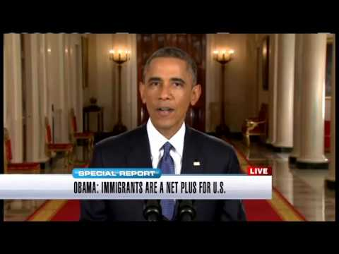 Obama immigration speech - Nov. 20, 2014