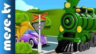 Dolly és a vonat (Traff Park rajzfilmek, mese)