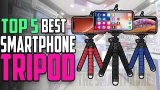 Top 5: Best Smartphone Tripod