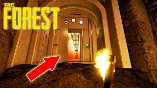 ENTERING THE SECRET LABORATORY! - The Forest