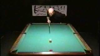 Pool Trick Shot They Said Was Impossible
