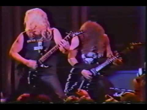 Slayer - Praise of Death - Ritz NY 86