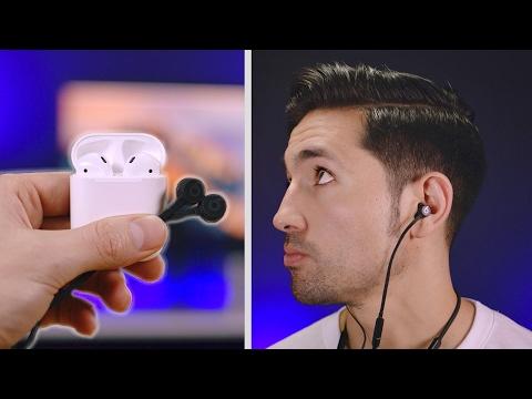 Beats X Wireless vs Apple AirPods!