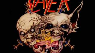 Watch Slayer Here Comes The Pain video