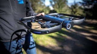 Hands-On with Skydio R1 Autonomous Drone!