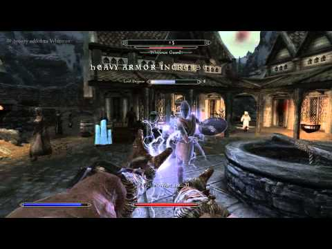 Skyrim: Saints Row IV Dubstep Gun spell
