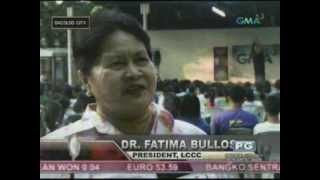 GMA KAPUSO BACOLOD BARANGAYAN SA LA CARLOTA CITY COLLEGE