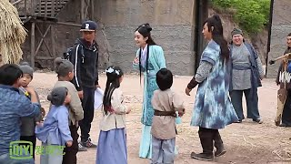 [BTS] Zhao Li Ying & William Chan - Kids Teaching Kids