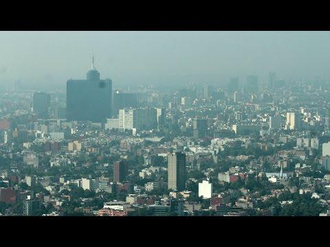 Se mantiene mala calidad del aire en el Distrito Federal