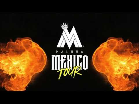 Maluma – Mexico Tour (Xalapa) (2016) videos