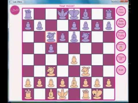LÖVE Lua chess