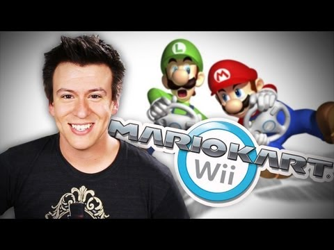 Mario Kart Wii goes HEAD 2 HEAD!