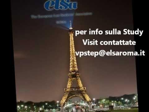 ELSA Roma – Study Visit Parigi 2011