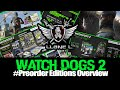 Watch Dogs 2 ALL EU Preorder Editions Explained mp3