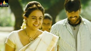 Rye Rye Movie Scenes | Srinu and Aksha in Temple | Latest Telugu Movie Scenes | Sri Balaji Video