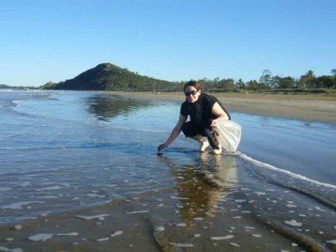 Keppel Island (1), Queensland, Australia