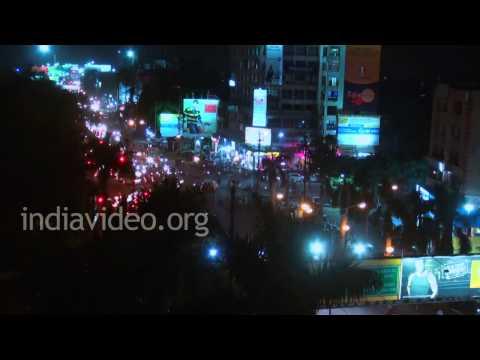 0171 MP11 Bhopal Night view MP4 ...