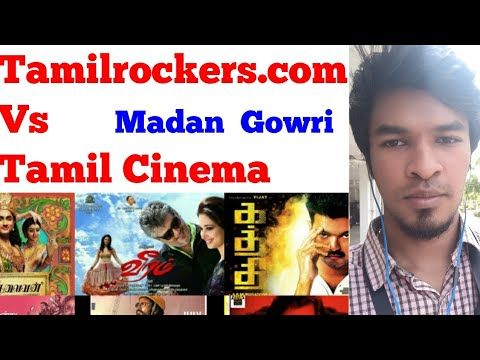 Tamilrockers | Madan Gowri | MG thumbnail