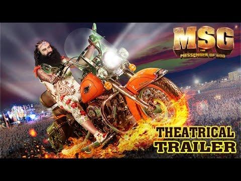 MSG: The Messenger of God   Official Theatrical Trailer   Saint Gurmeet Ram Rahim Singh Ji Insan