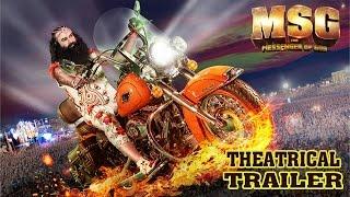 MSG: The Messenger of God | Official Theatrical Trailer | Saint Gurmeet Ram Rahim Singh Ji Insan