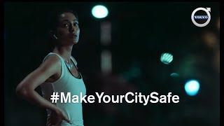 Make Your City Safe | Women Safety Video | Volvo Auto India