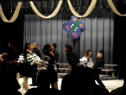 Junior Coqui Dancers - Cypress Elementary School, Kissimmee, FL