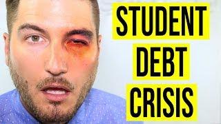The Student Loan Debt Crisis (Financial Black Eye)