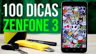 100 DICAS ZENFONE 3 ANDROID 7.0   02 PERSONALIZAÇÃO