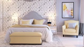 Bedroom Decorating Ideas 2019 / Interior Design / Home Decor Ideas