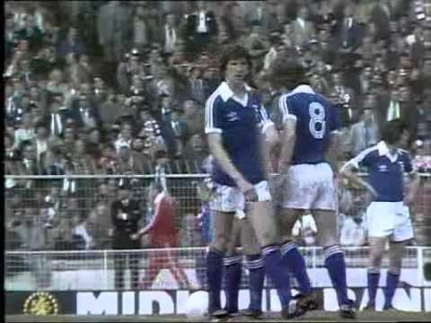 Final FA Cup 1978 - Arsenal - Ipswich Town