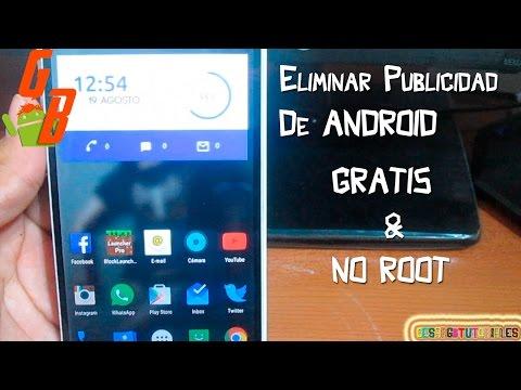 Eliminar Publicidad En Android 2017 - NO ROOT ♥ Nueva y Mejor Aplicacion