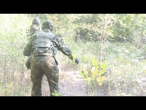 Страйкбол, Закрытие 2013. г. Уральск